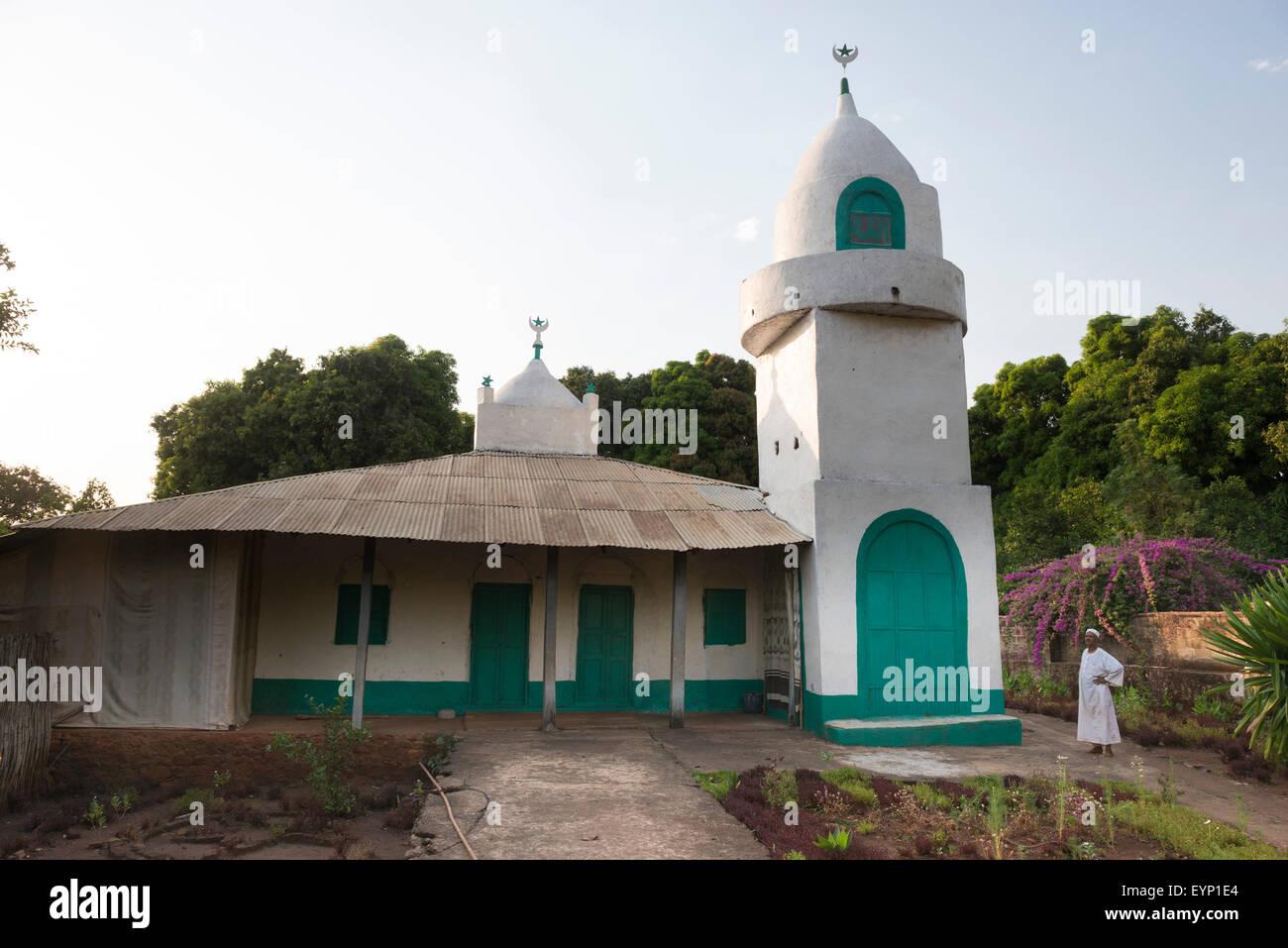 Yamasera Mosque, Ethiopia Stock Photo