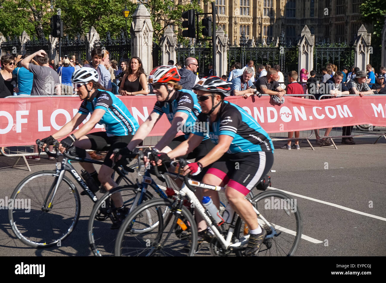 Cyclists take part in Prudential RideLondon-Surrey 100 d159e1ad6