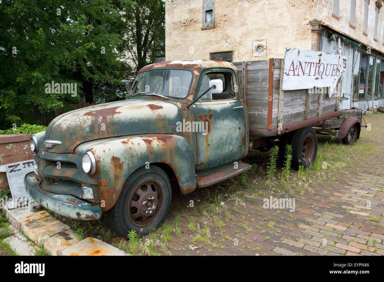 Chevy Truck Stock Photos & Chevy Truck Stock Images - Alamy