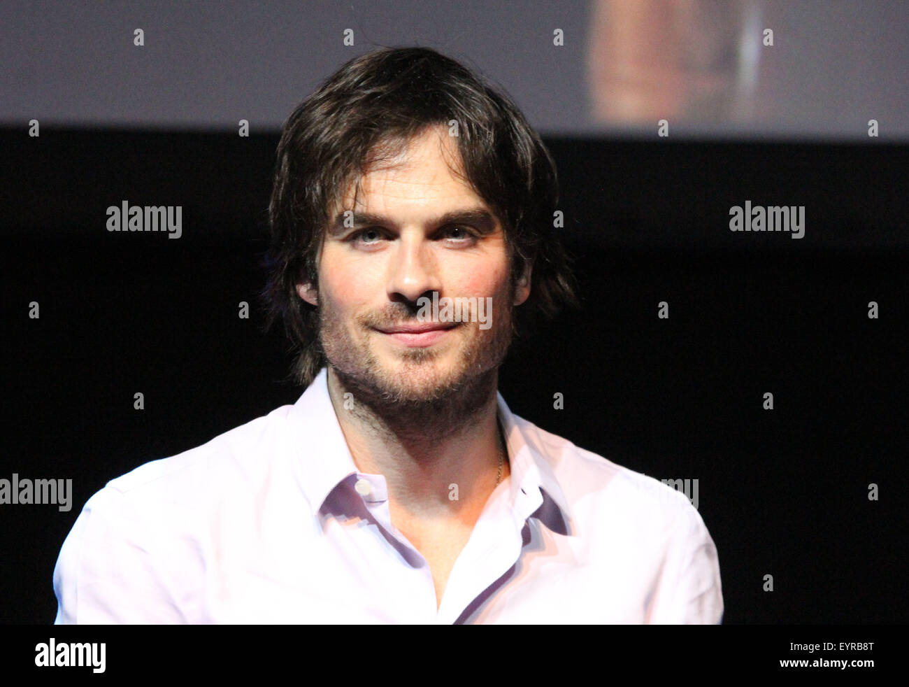 Bloody Night Con 3 at The Egg Gallery Featuring: Ian Somerhalder ...