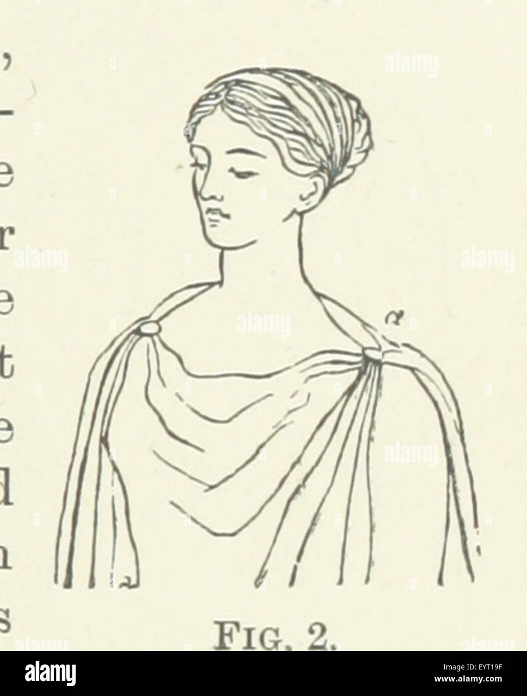 Image taken from page 229 of 'Papers literary, scientific, &c. ... Edited by Sidney Colvin ... and J. A. - Stock Image