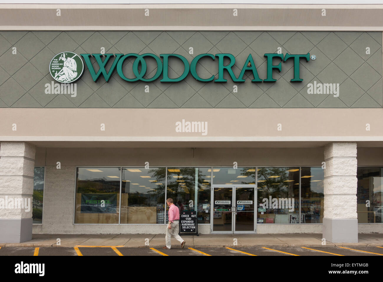 Woodcraft Store In Rochester New York Stock Photo 85980171 Alamy