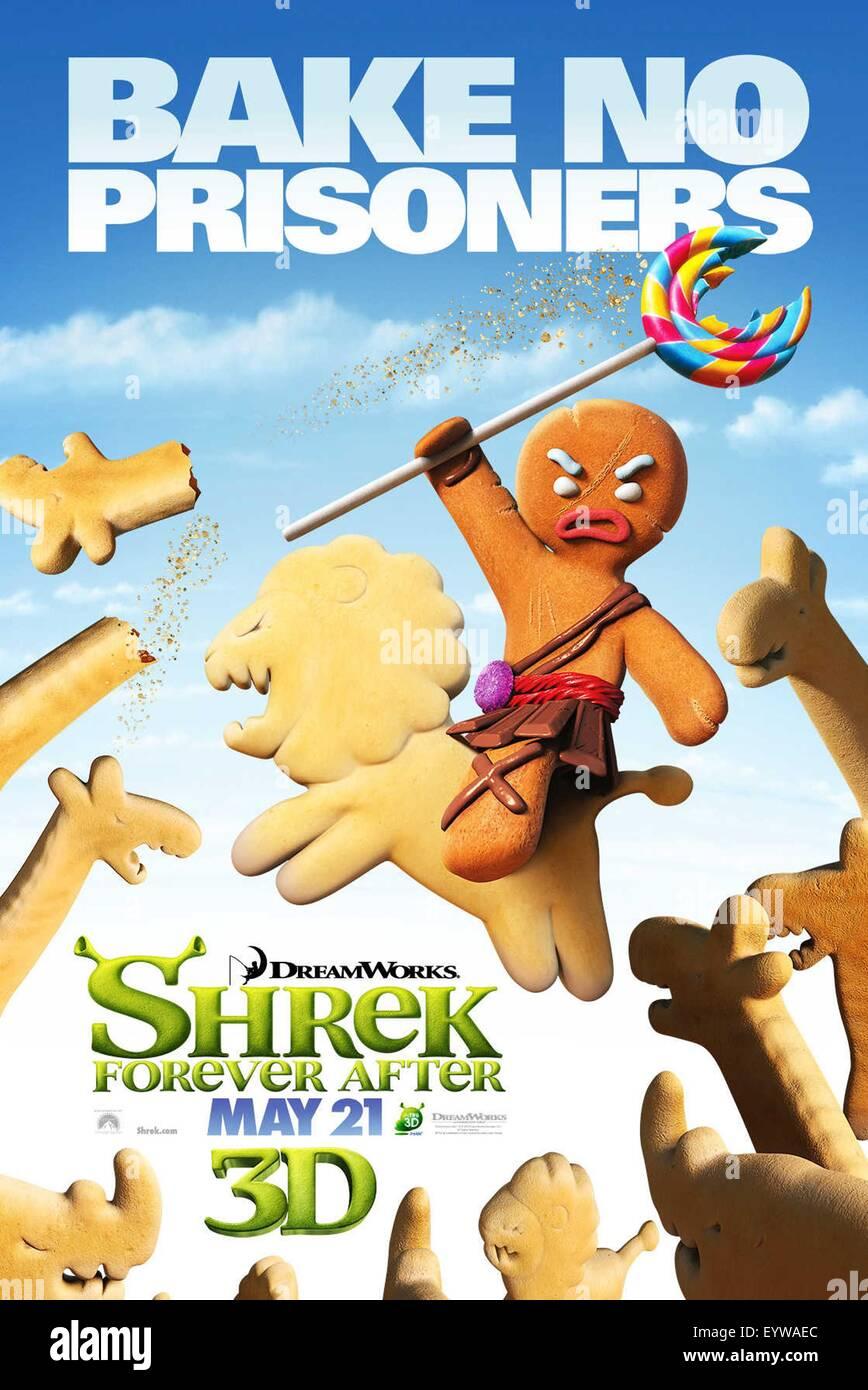 Derctor of the movie shrek