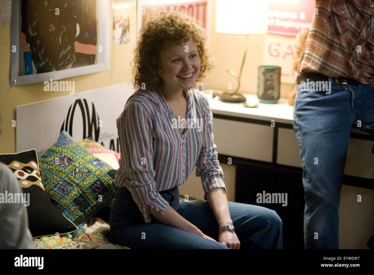 Milk Year : 2008 USA Director : Gus van Sant Alison Pill - Stock Image