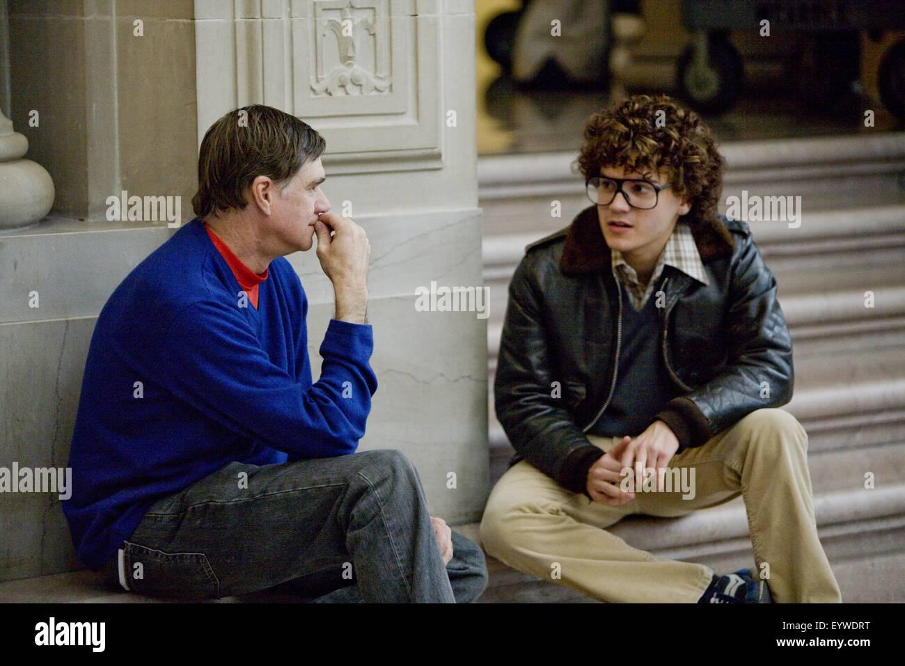 Milk Year : 2008 USA Director : Gus van Sant Gus van Sant, Emile Hirsch Shooting picture - Stock Image