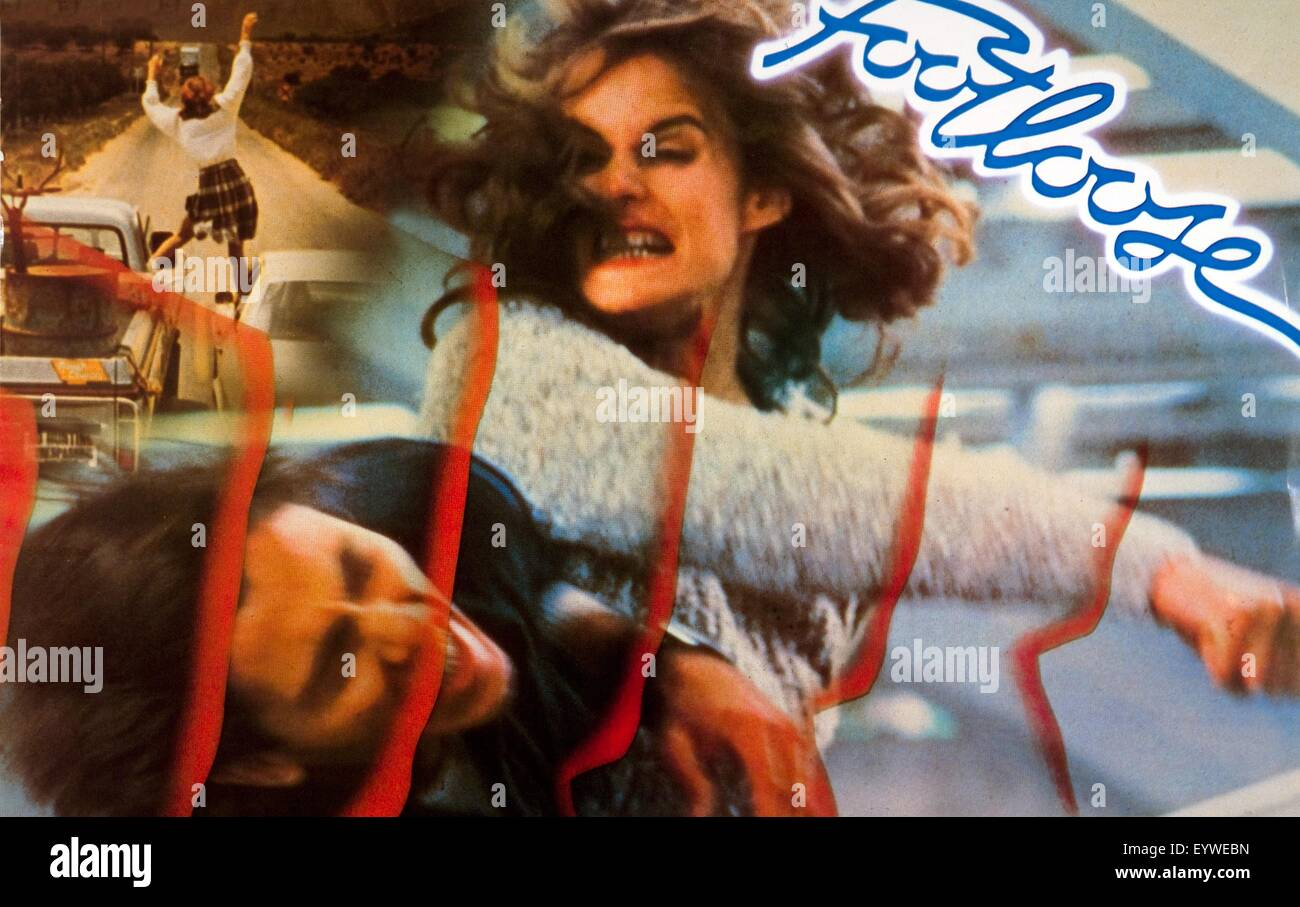 Footloose Year : 1984 Director : Herbert Ross Lori Singer - Stock Image