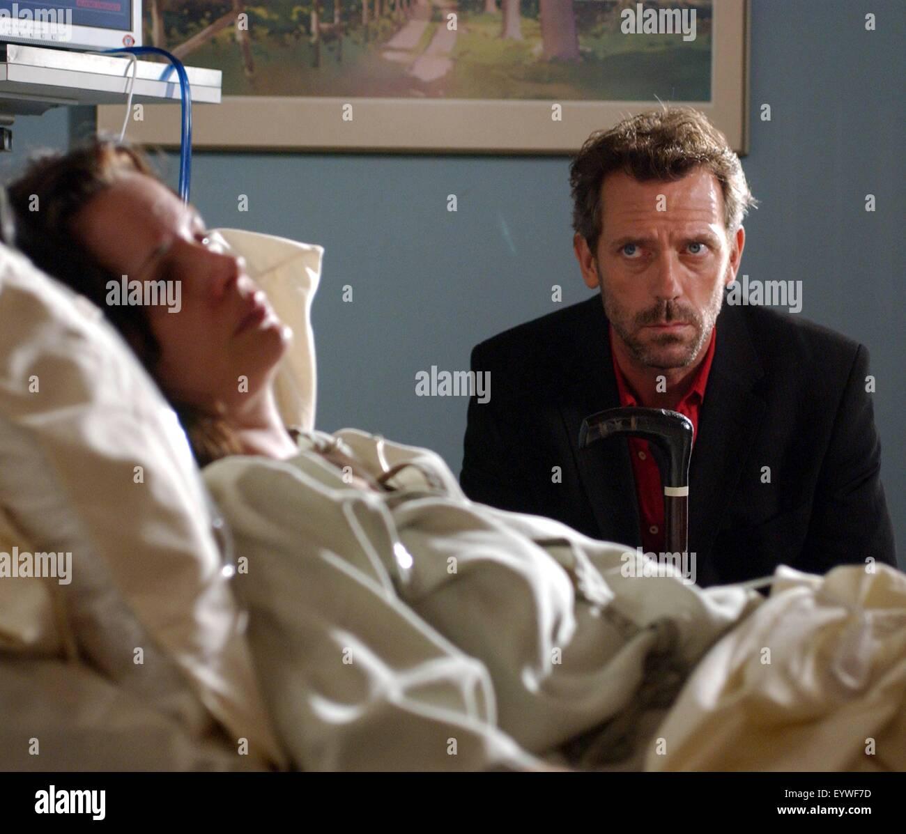 House M.D. ; TV Series 2004   ???? USA ; 2004 Season 1, Episode 6: The  Socratic Method ; Director : Peter Medak ; Stacy Edwards, Hugh Laurie, ...