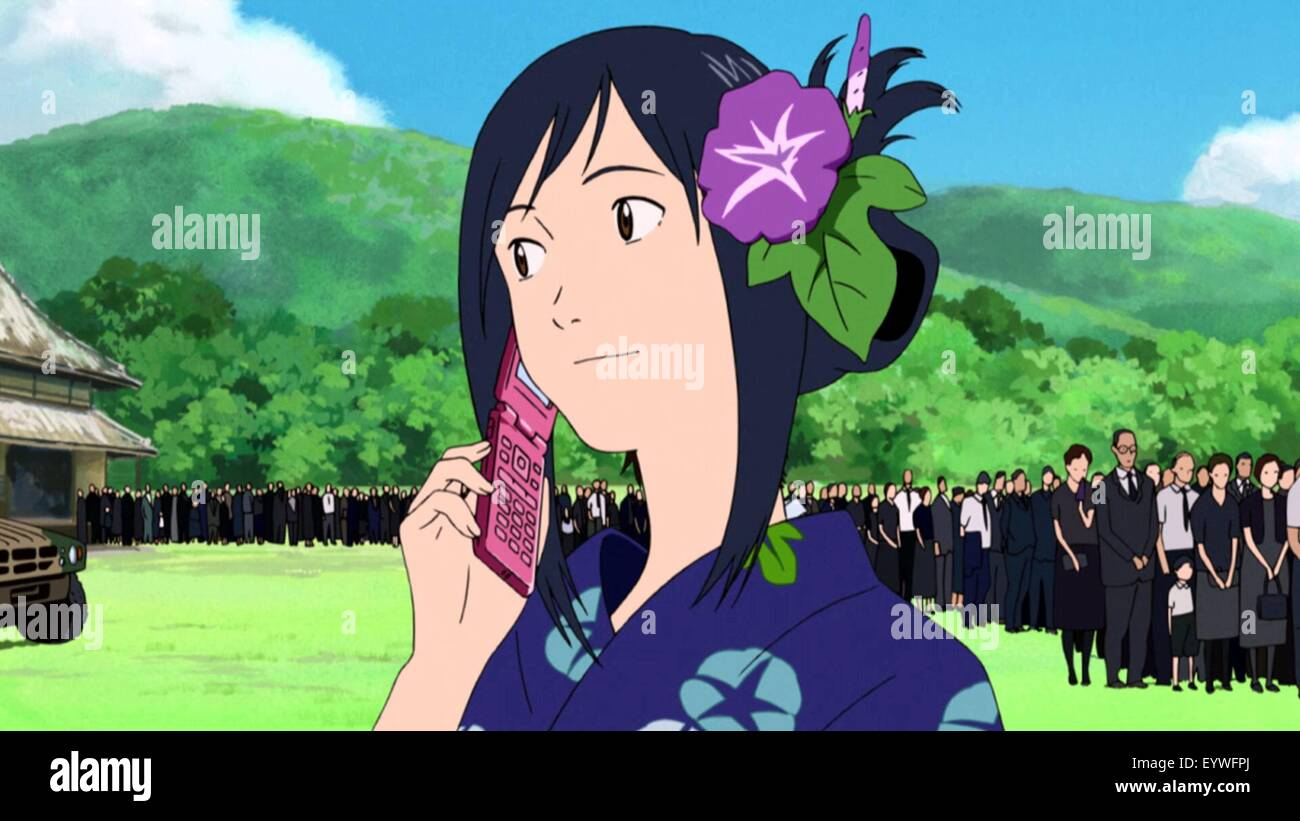 Sama wozu summer wars year 2009 japan director mamoru hosoda animation