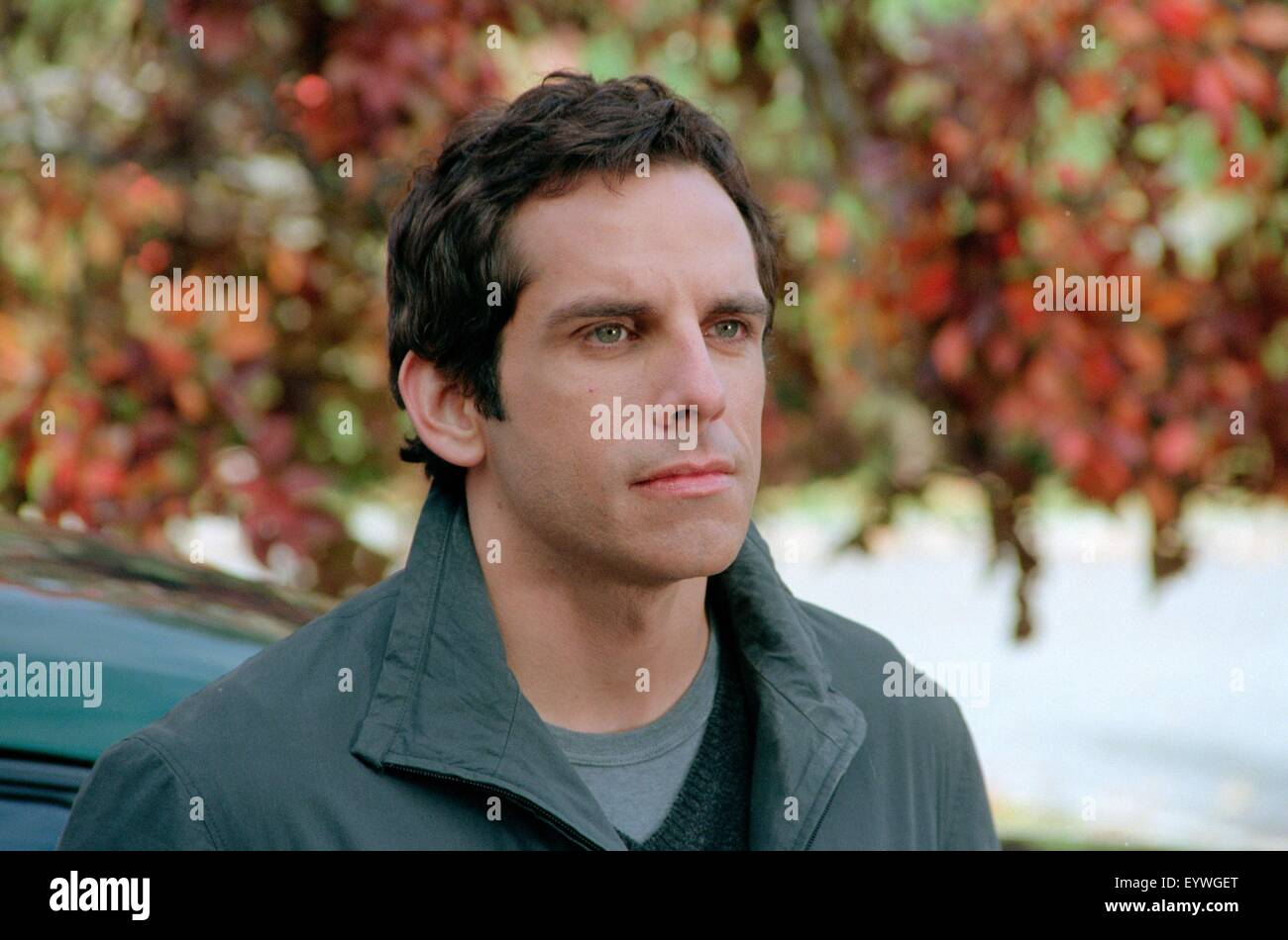 Meet the Parents ; Year : 2000 USA ; Director : Jay Roach ; Ben Stiller ; Photo: Phillip V. Caruso - Stock Image