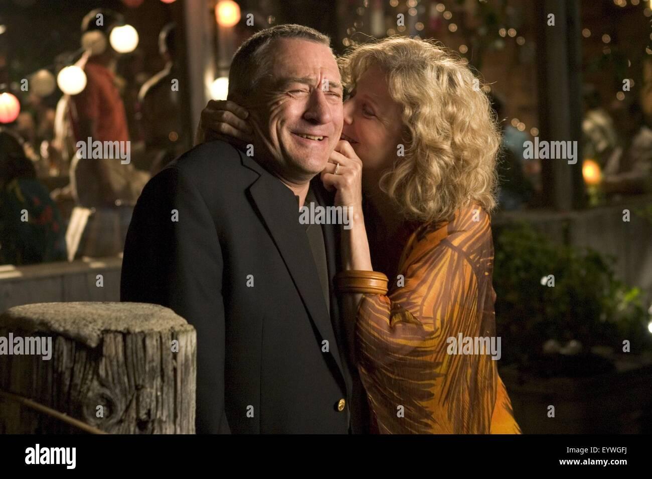 Meet the Fockers ; Year : 2004 USA ; Director : Jay Roach ; Robert De Niro, Blythe Danner ; Photo: Tracy Bennett - Stock Image