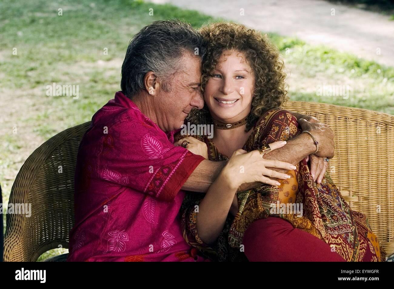 Meet the Fockers ; Year : 2004 USA ; Director : Jay Roach ; Dustin Hoffman, Barbra Streisand, ; Photo: Tracy Bennett - Stock Image