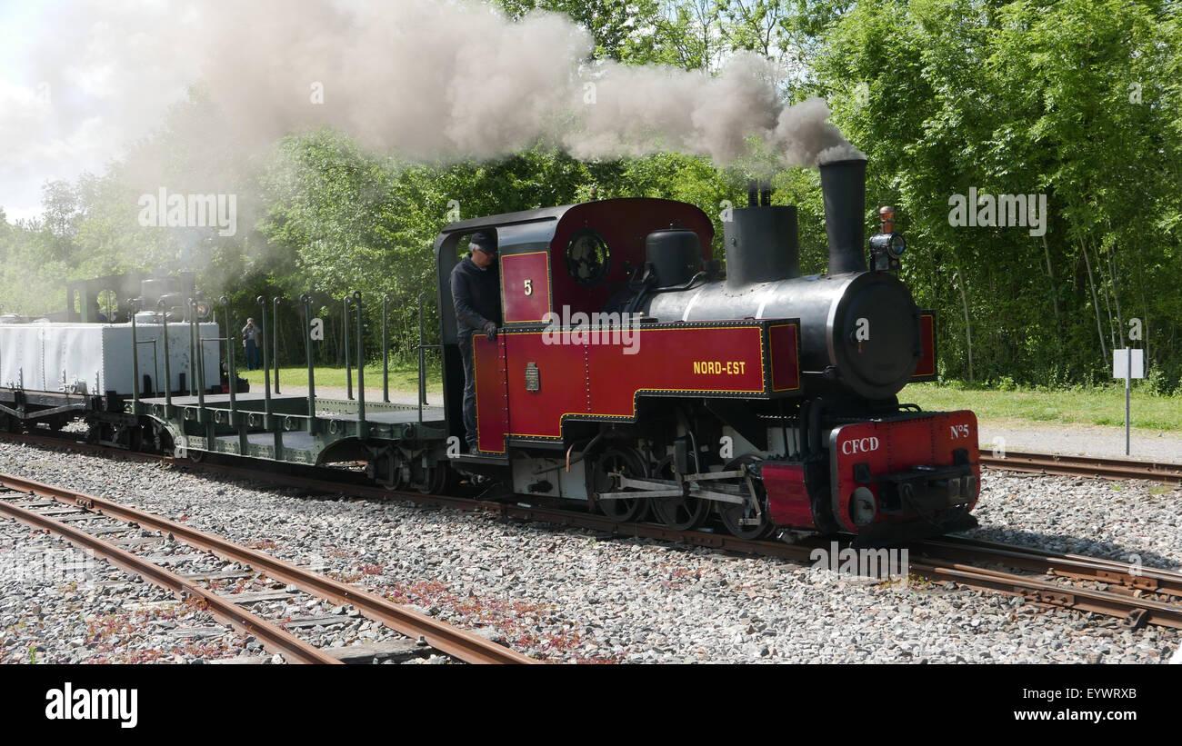 Images Of Narrow Gauge Railway In Picar France