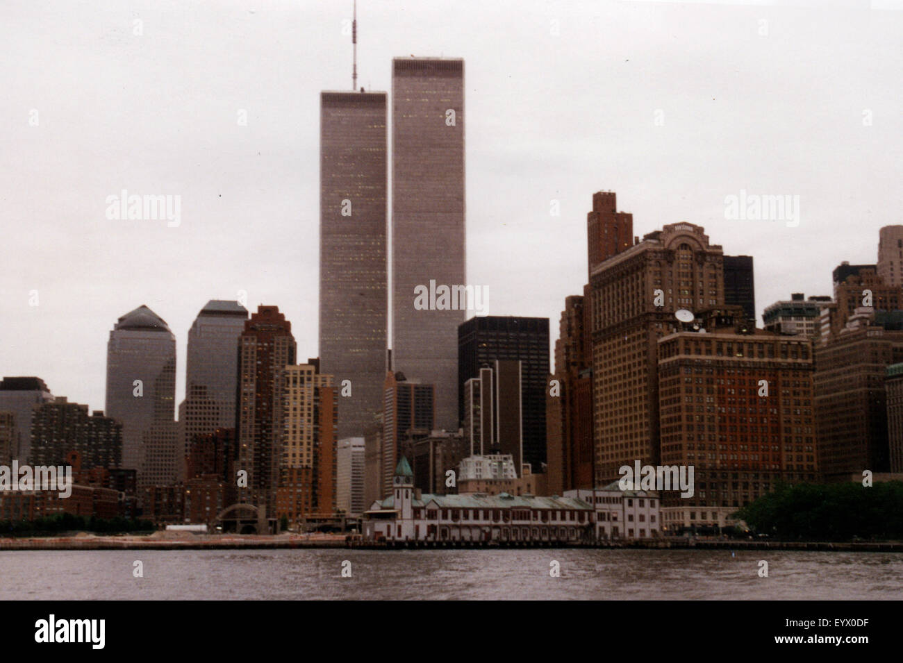 Twin Towers New York Stock Photos Twin Towers New York Stock  # Expo Muebles Wtc Df