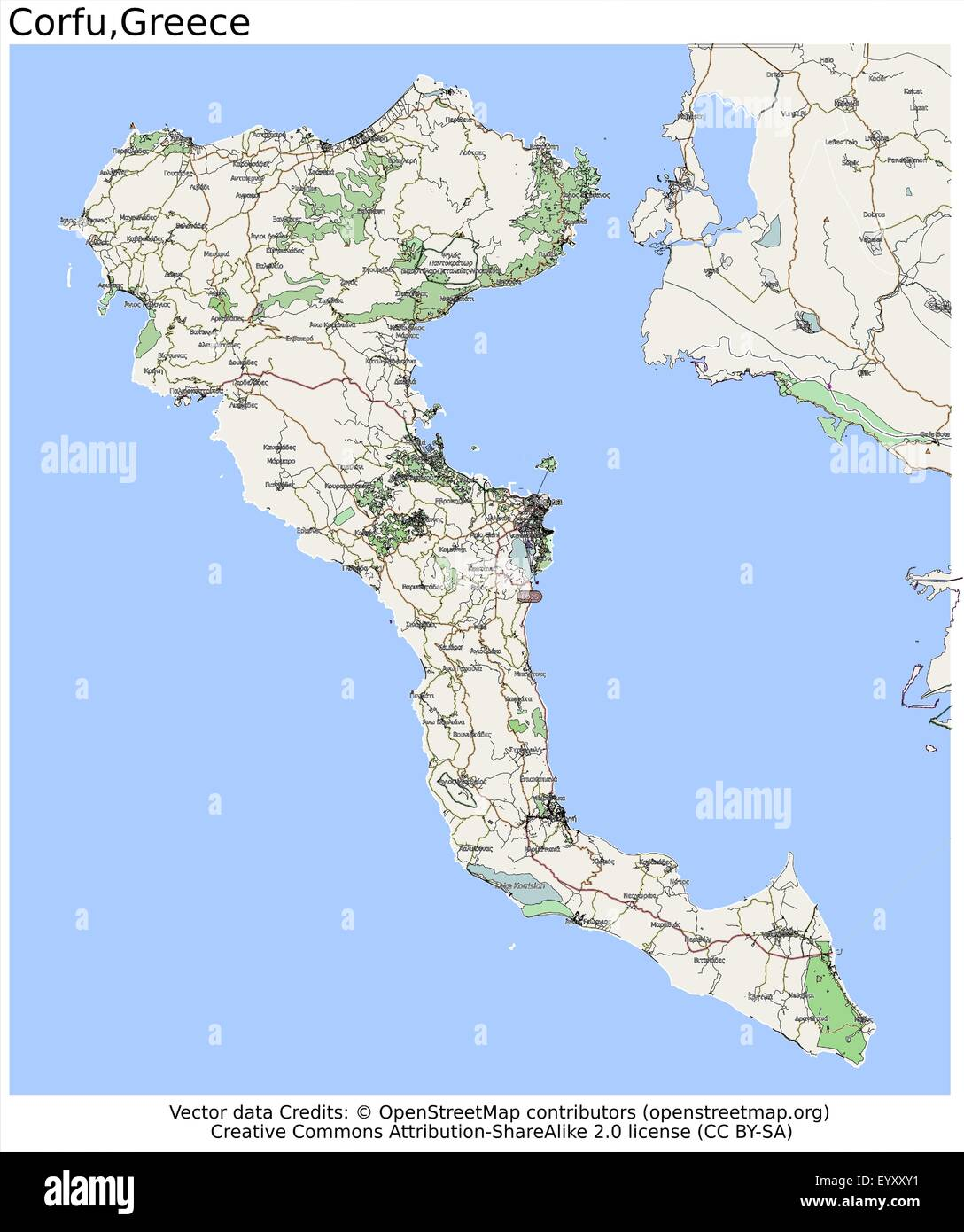greece state map image collections
