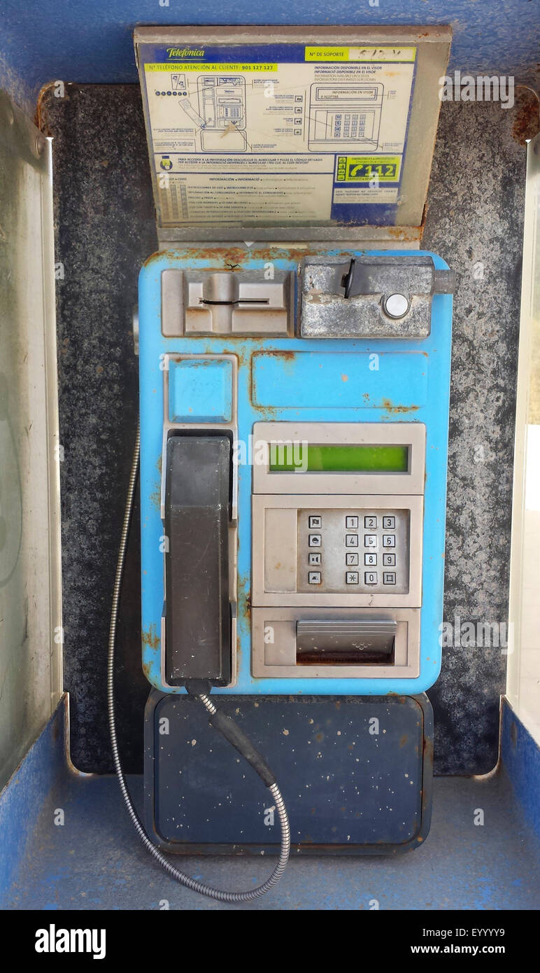 Old Phone Wiring Al Schematics Diagrams Booth Diagram Public Stock Photos Images Alamy Rh Com System No Ground