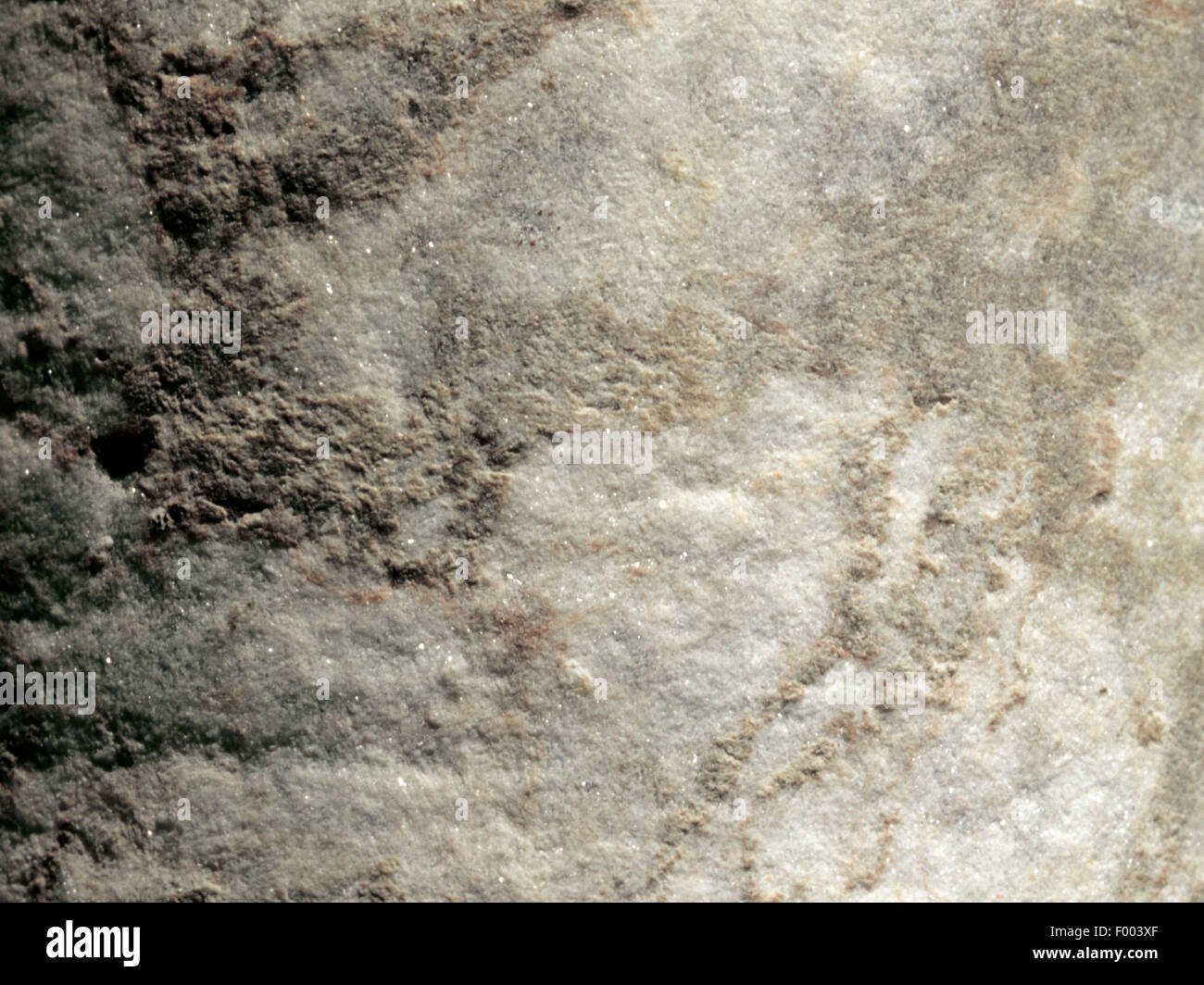 Anhydrite, Germany, Northern Germany Stock Photo