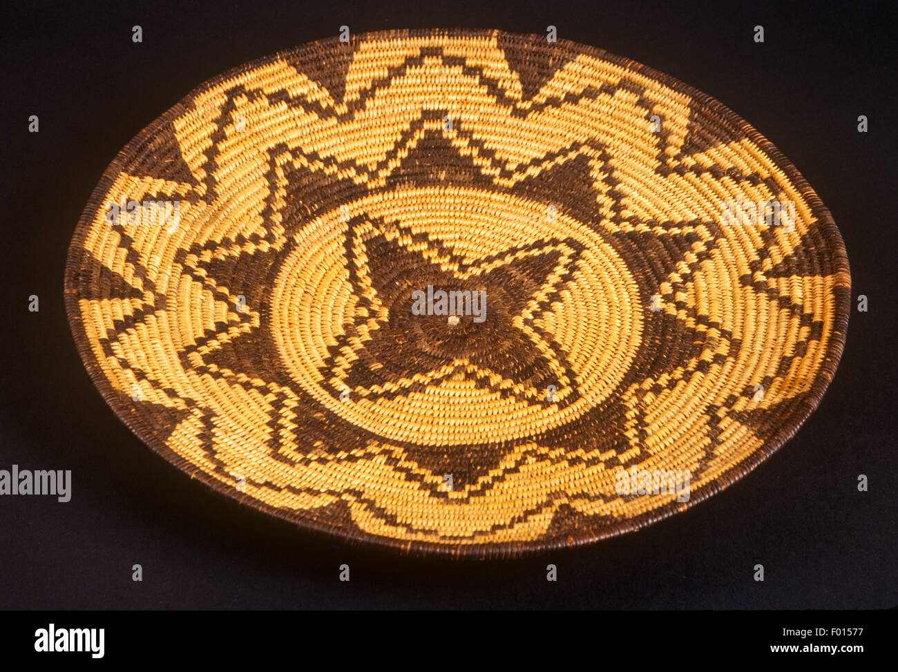 Western Apache Indian Basket Museum Of Northern Arizona Flagstaff