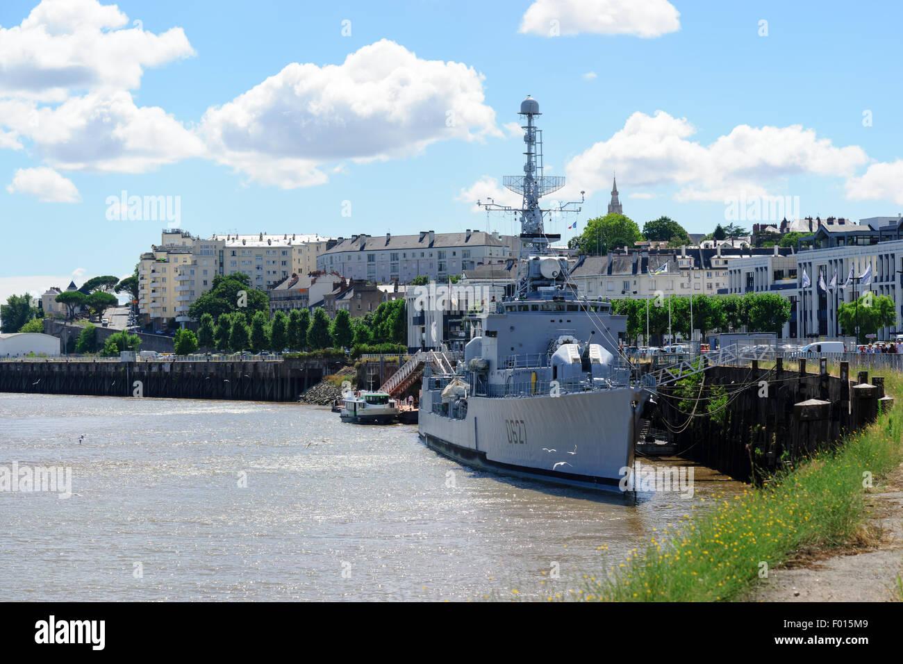 Nantes, ville d'escorts