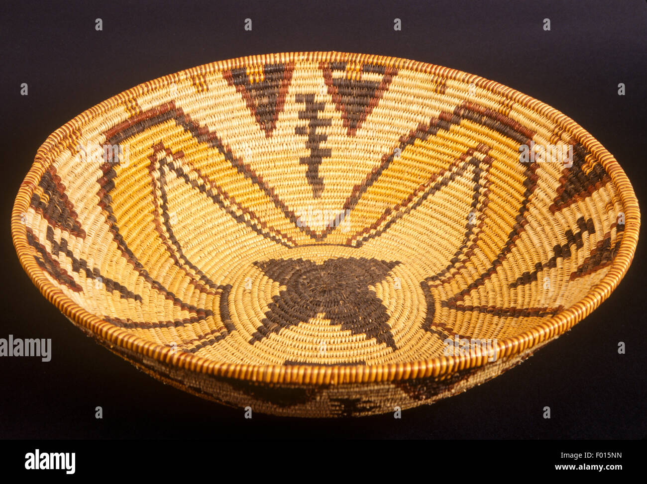 Tonto Apache Indian Basket Museum Of Northern Arizona Flagstaff
