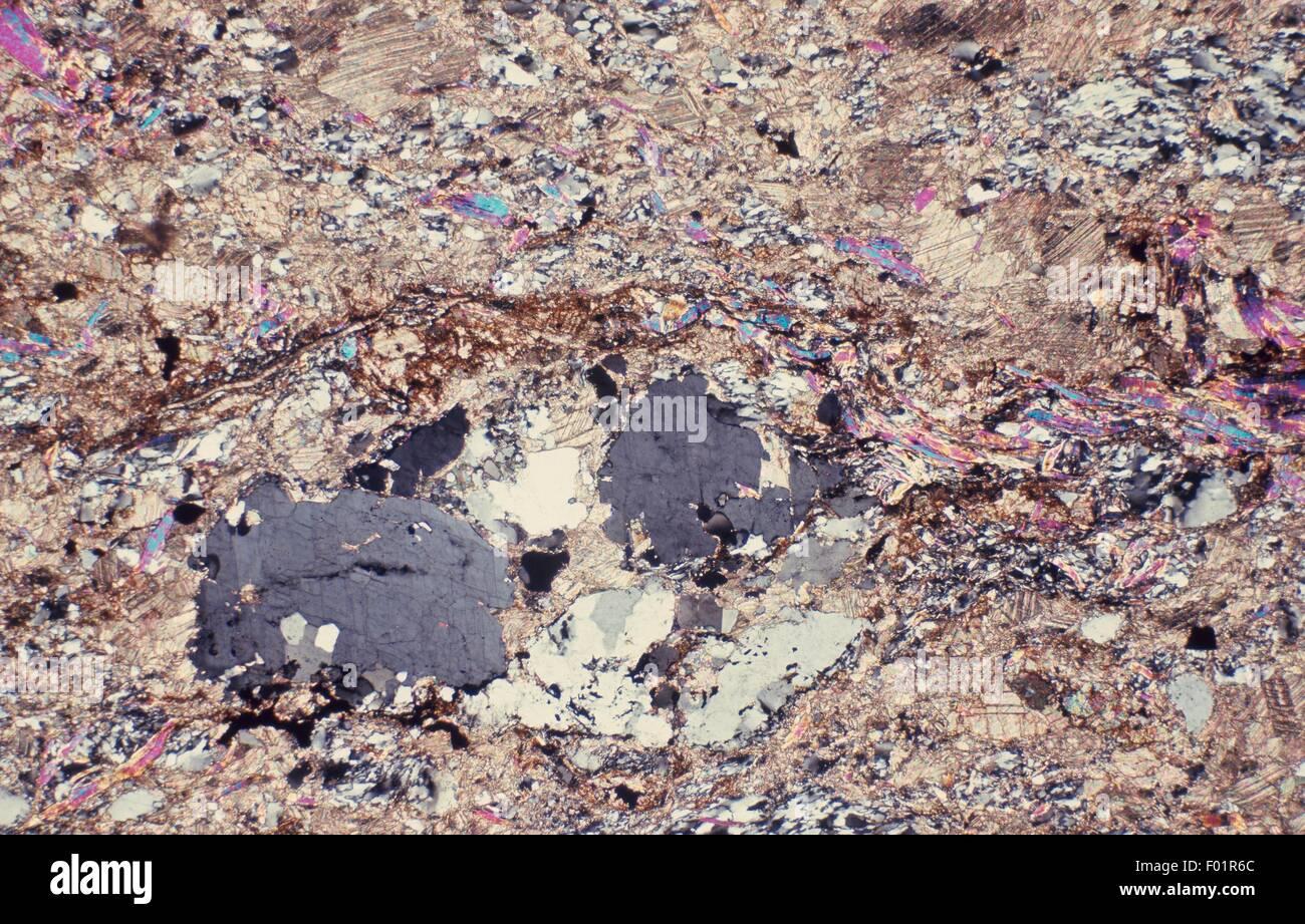 Metamorphic Rock Schist Stock Photos Amp Metamorphic Rock