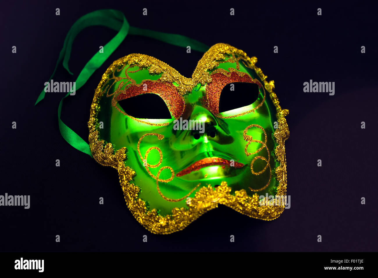 Carnival mask - Stock Image