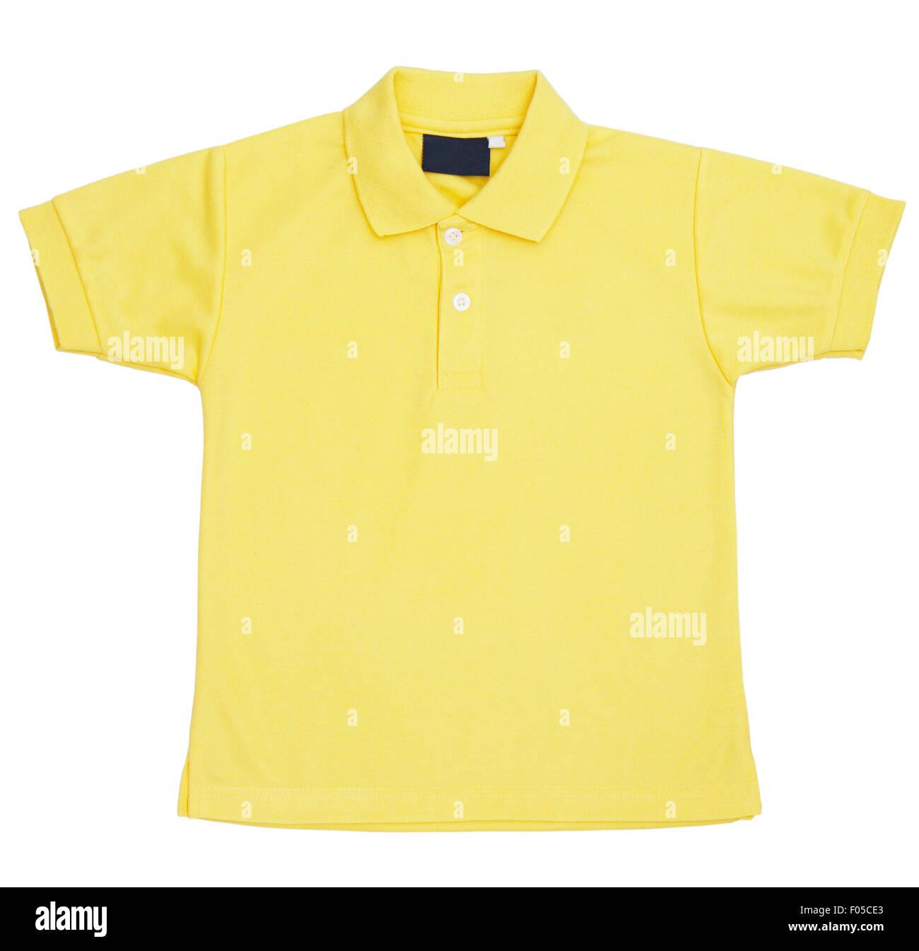 Yellow Polo Shirt Stock Photos   Yellow Polo Shirt Stock Images - Alamy 0e1a9bcef9f2d