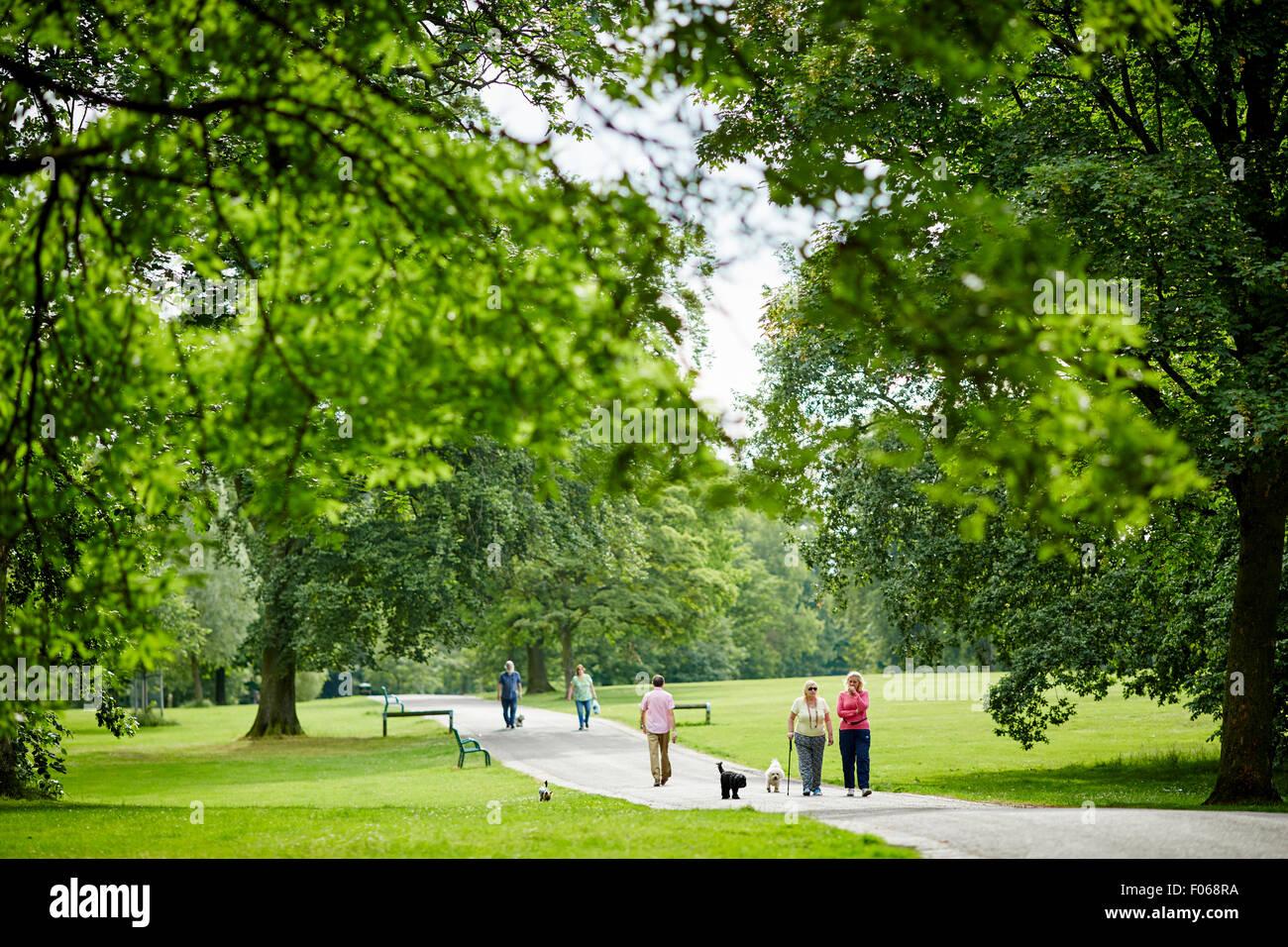 Woodbank memorial park