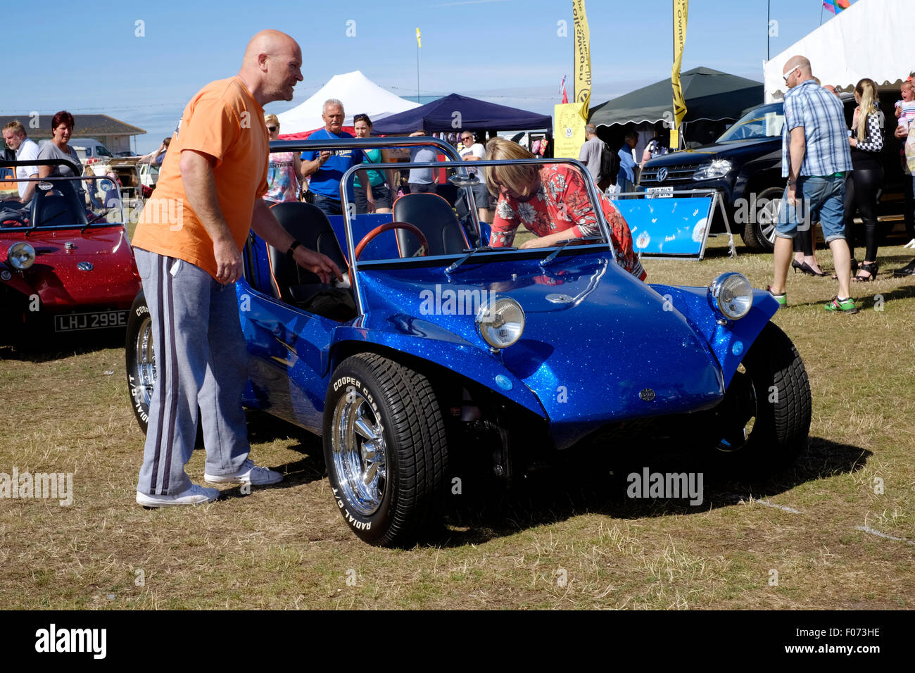 Beach Buggy Vw Stock Photos Beach Buggy Vw Stock Images Alamy - Vw car show this weekend