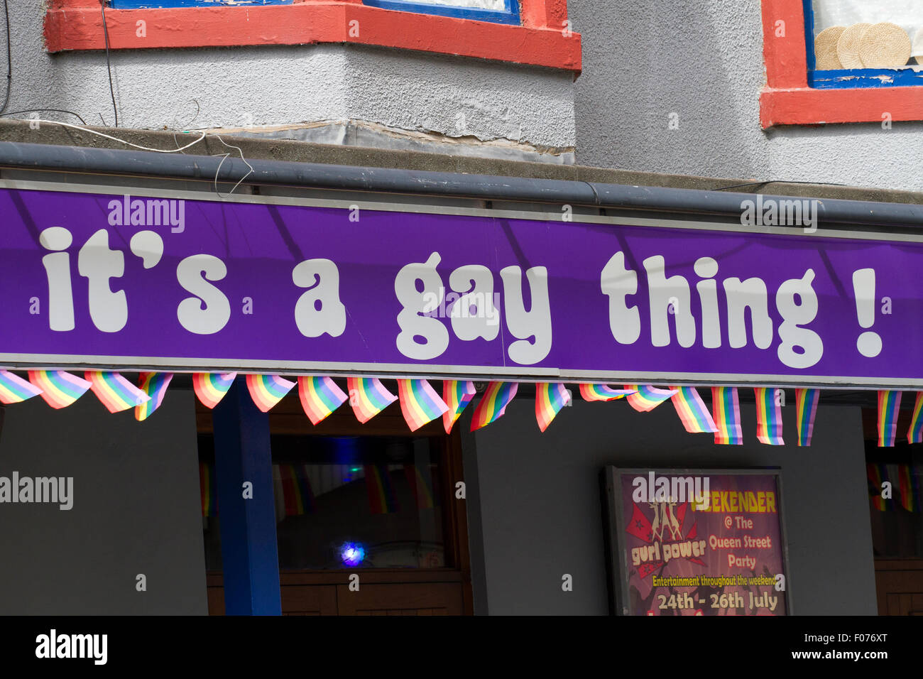 from Casen blackpool gay