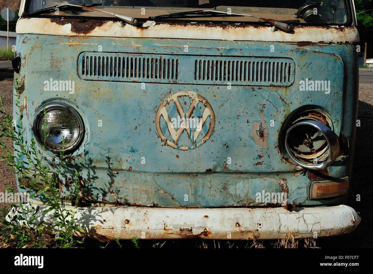 1960s Usa Volkswagen Stock Photos & 1960s Usa Volkswagen