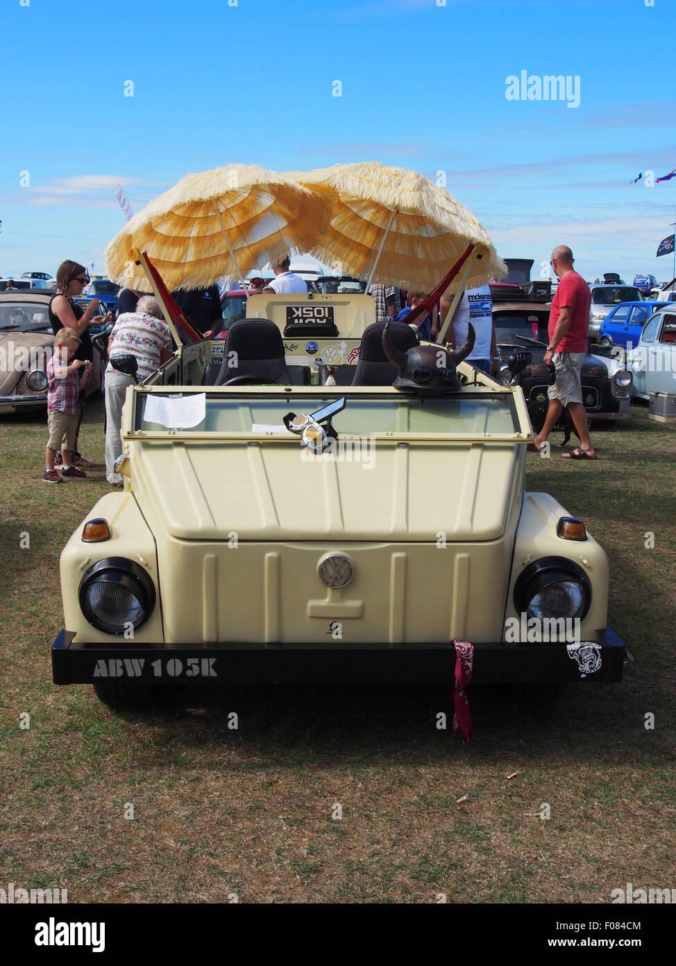 Volkswagen Type 181 Trekker Also Known As Kurierwagen The Thing Stock Photo Alamy