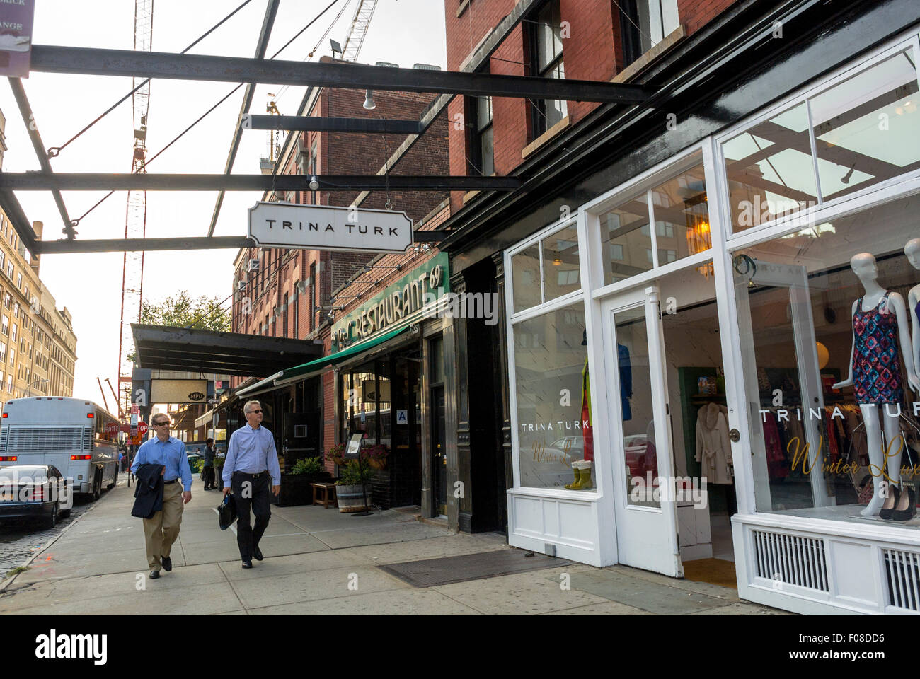 New York City, USA, Street Scenes, Meat Packing District