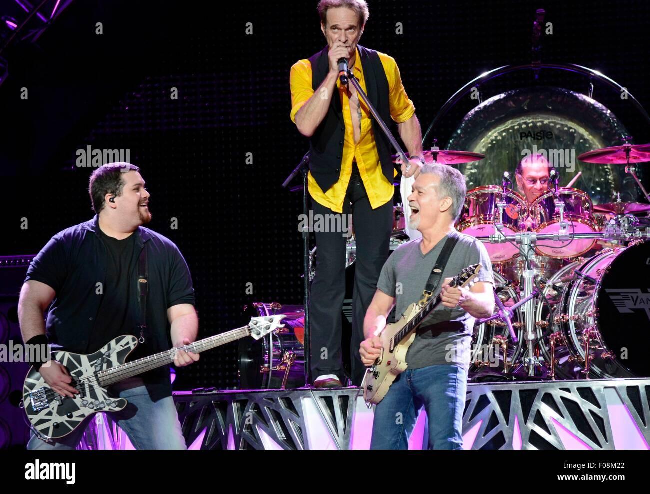 Van Halen Tour Charlotte Nc