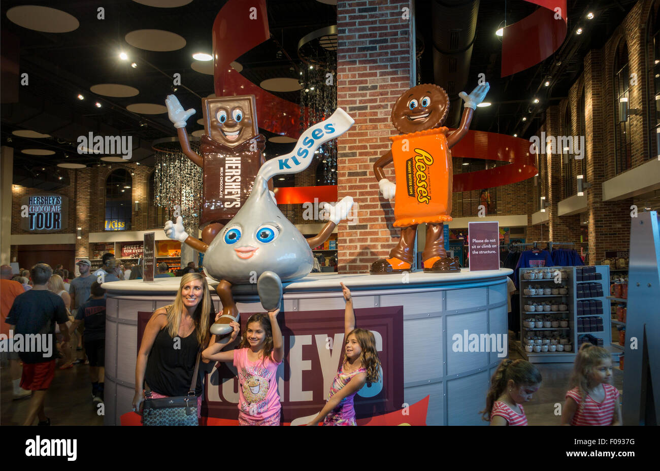 Hershey World Tour