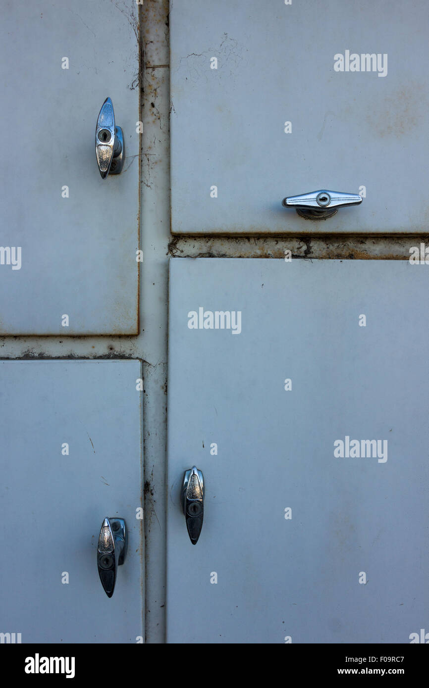 Electrical Control Panel Stock Photos Gt Enclosures Panels Boards Boxes Close Up Of Doors An Enclosure Image