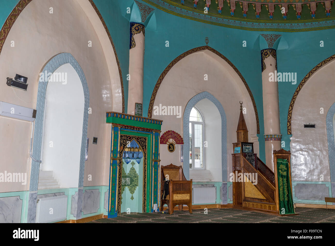 Juma Mosque  Quba Azerbaijan Stock Photo
