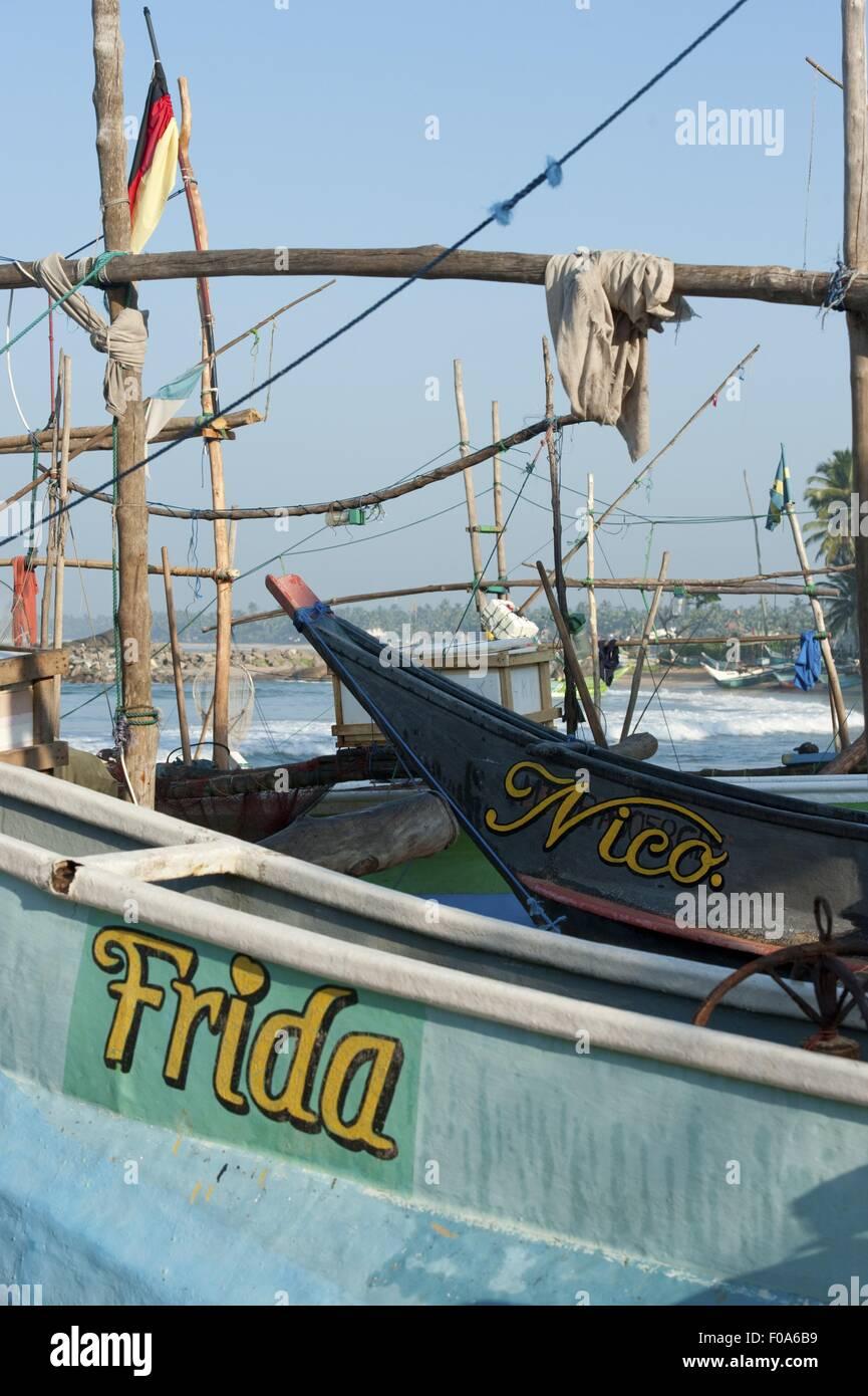Around Hikkaduwa: Beach Near Hikkaduwa Stock Photos & Beach Near Hikkaduwa