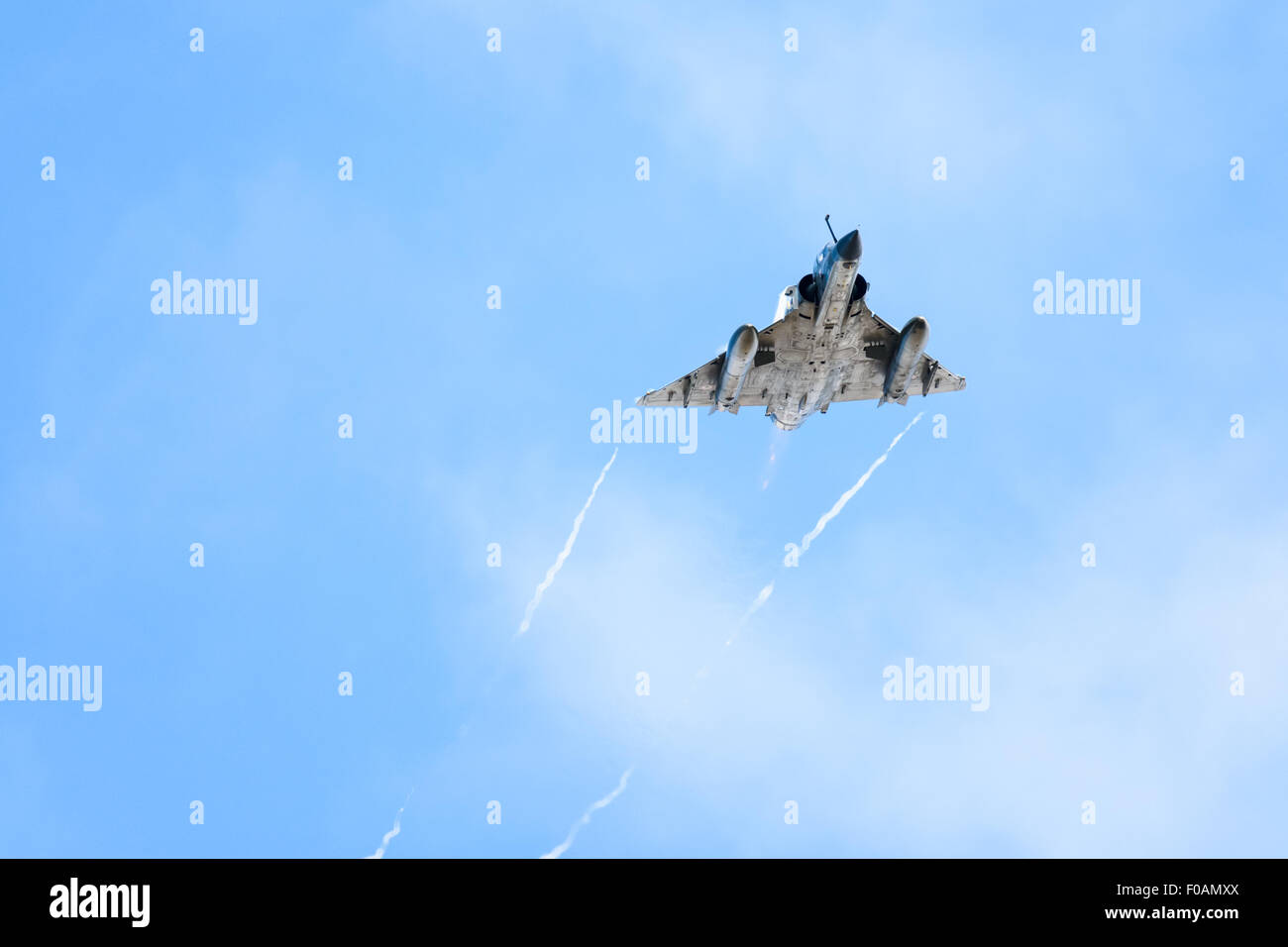 French Combat Aircraft Stock Photos & French Combat Aircraft
