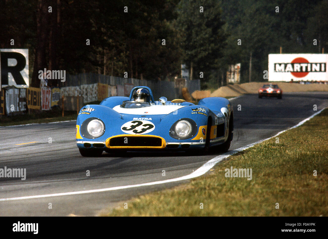 le mans 1969 le mans beltoise matra ms650 stock photo 86293163 alamy. Black Bedroom Furniture Sets. Home Design Ideas