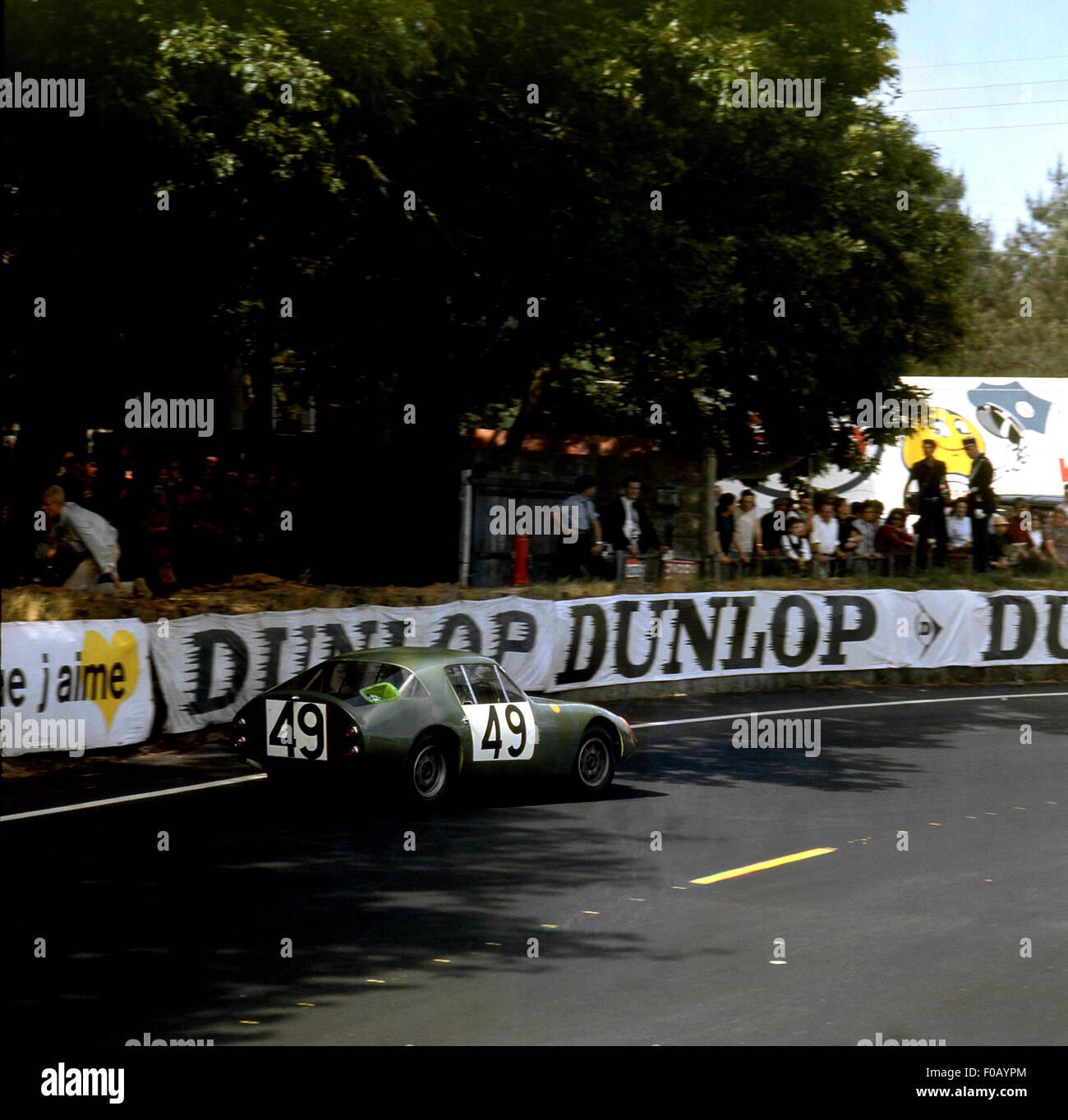 Arthur Bonnet Le Mans hopkirk stock photos & hopkirk stock images - alamy