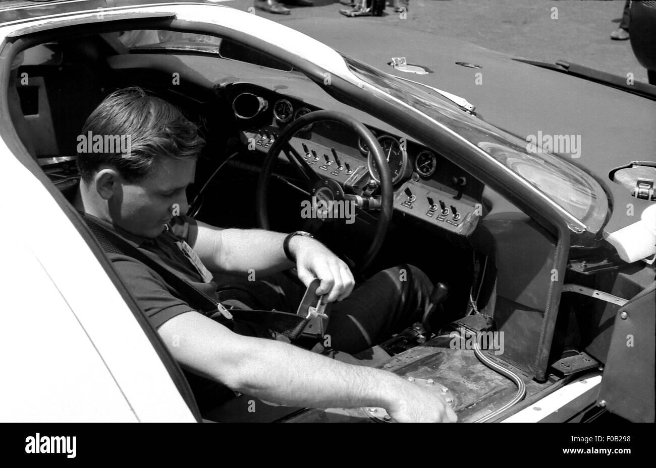 Le Mans 1965 - Stock Image