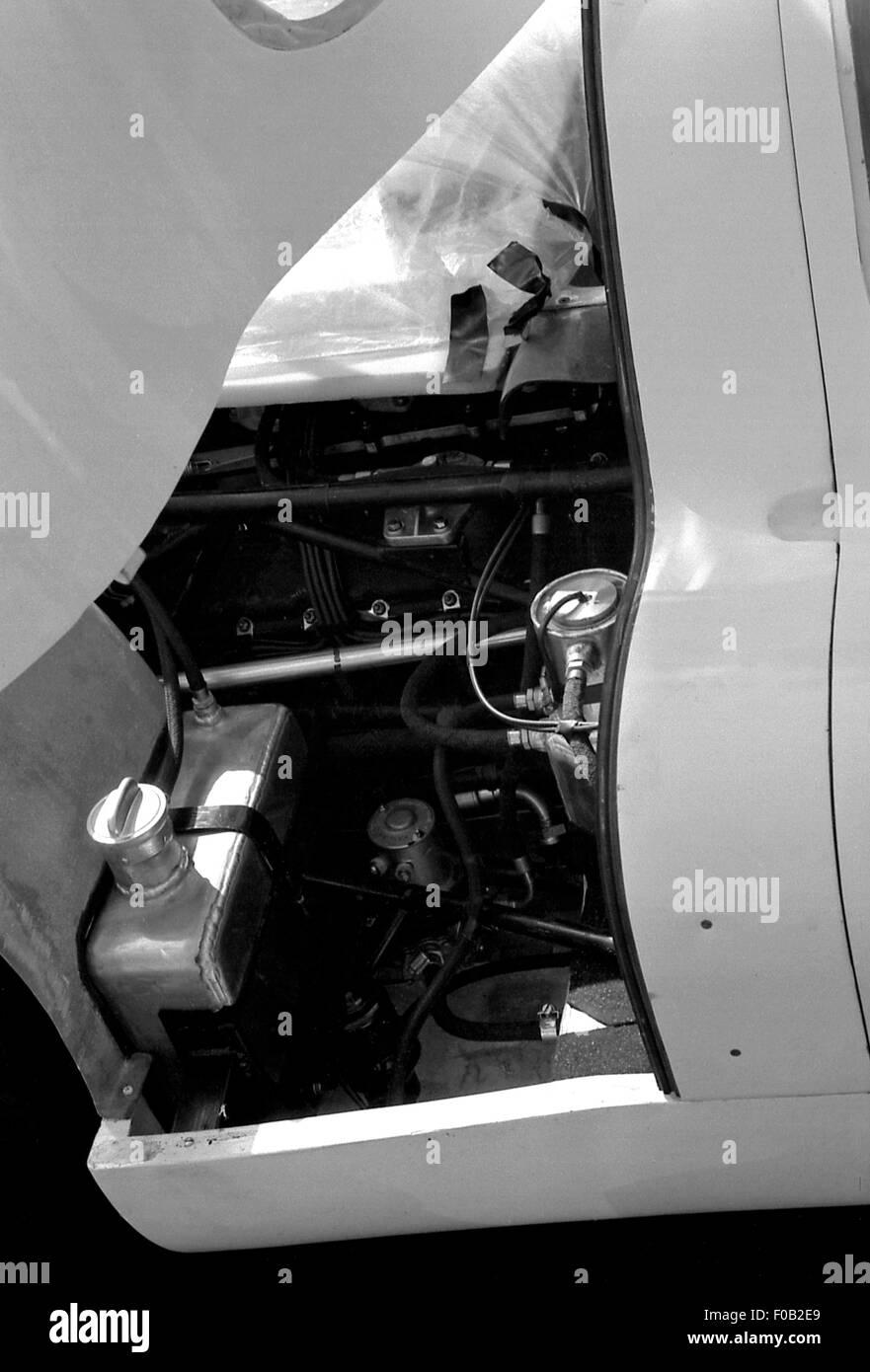 Le Mans 1968 - Stock Image