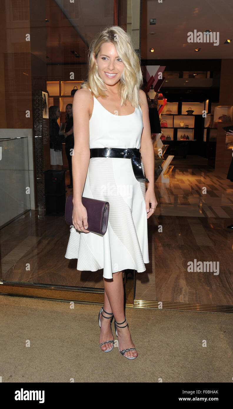 44d9b296a6d Louis Vuitton private dinner party in Mayfair Featuring  Mollie King Where   London