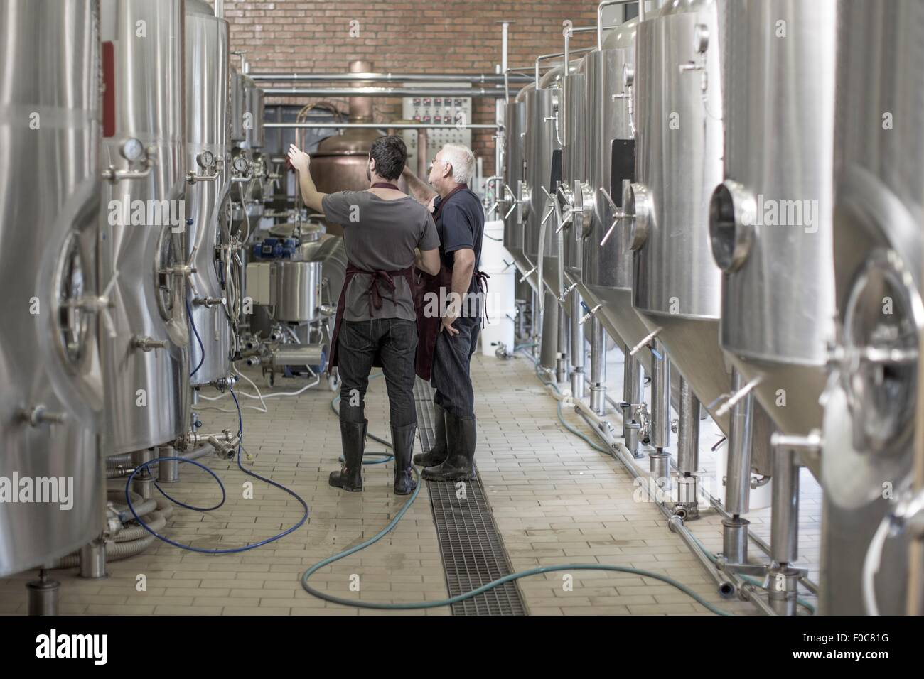 Beer Tanks Stock Photos Amp Beer Tanks Stock Images Alamy