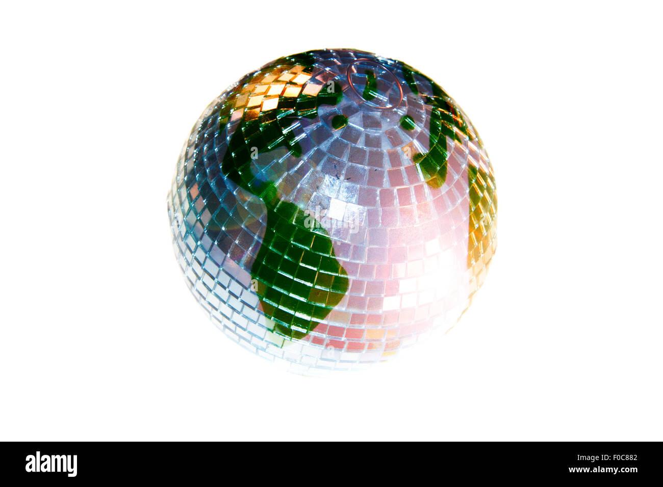 Symbolbild: Erdkugel/ earth. - Stock Image
