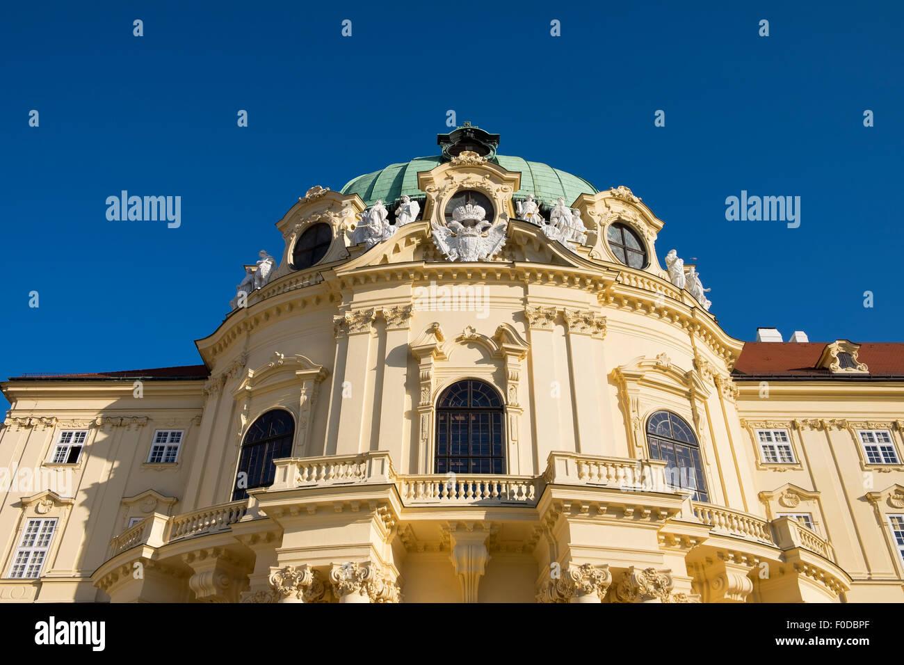 Kaiser tract of the Stift Klosterneuburg, industrial district, Lower Austria, Austria - Stock Image