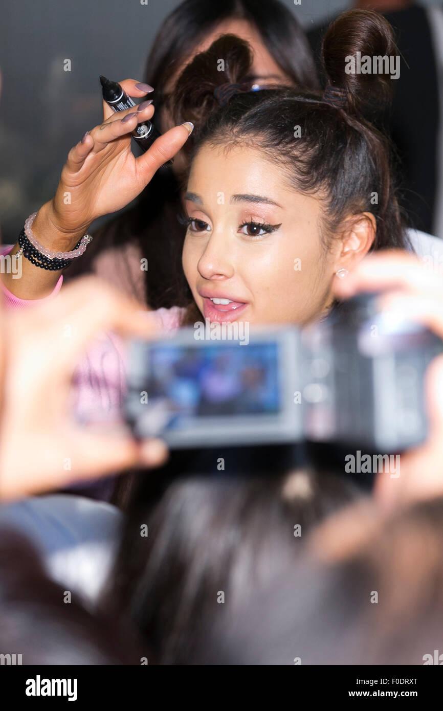 Ariana Grande 2015 Stock Photos Ariana Grande 2015 Stock Images