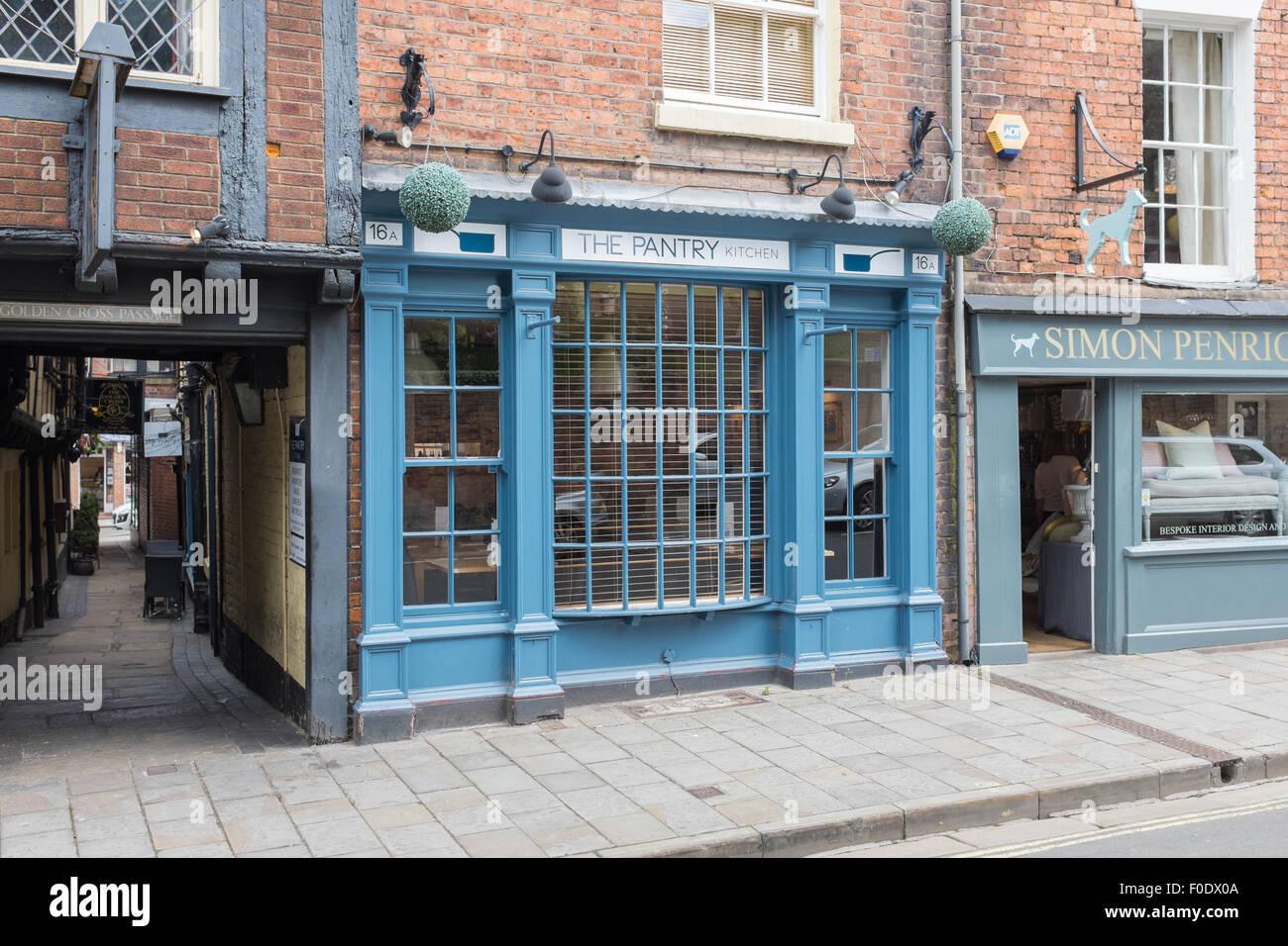 Princess Street Shops Stock Photos & Princess Street Shops Stock ...