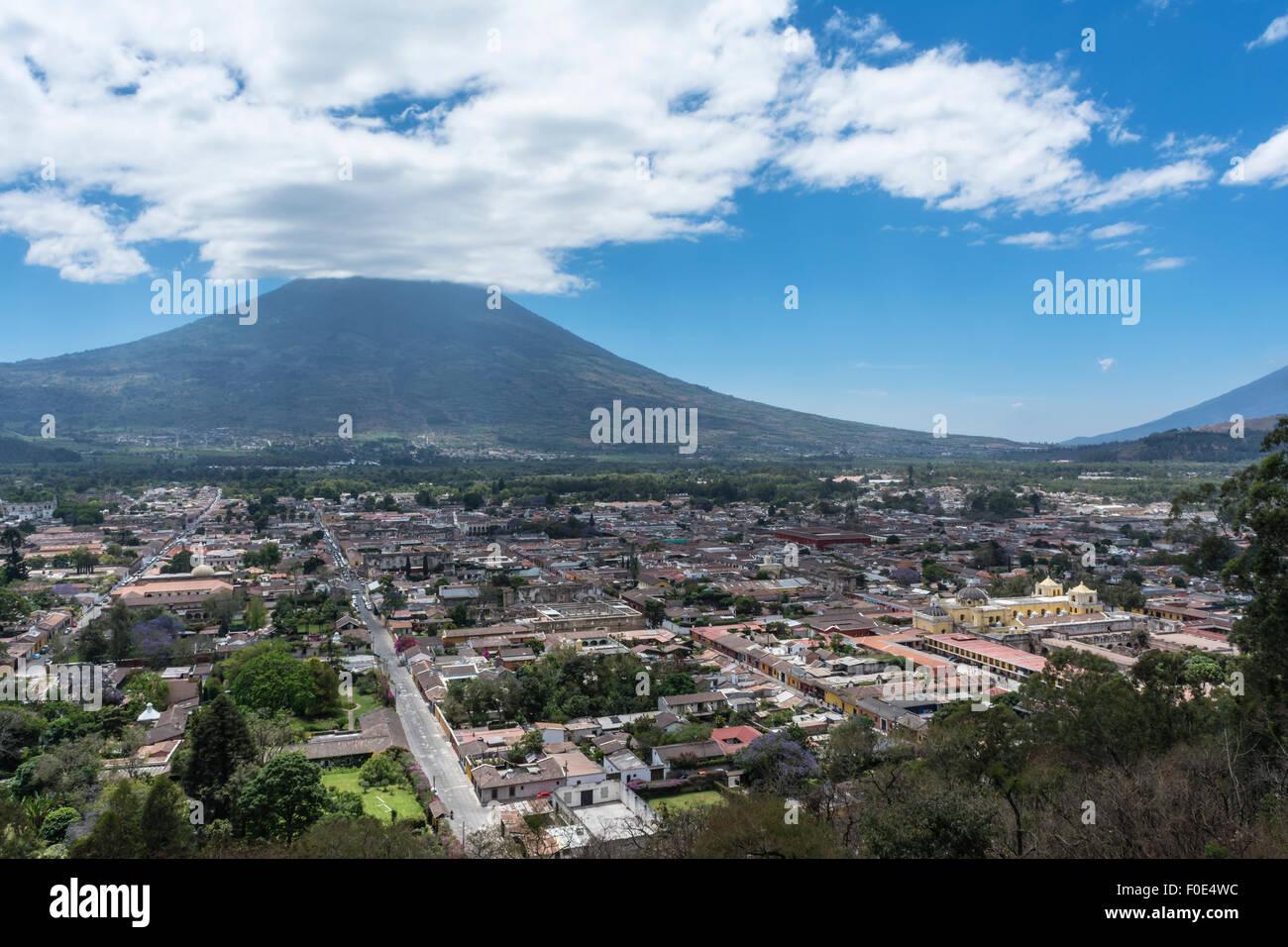 Antigua Guatemala, Guatemala - Stock Image