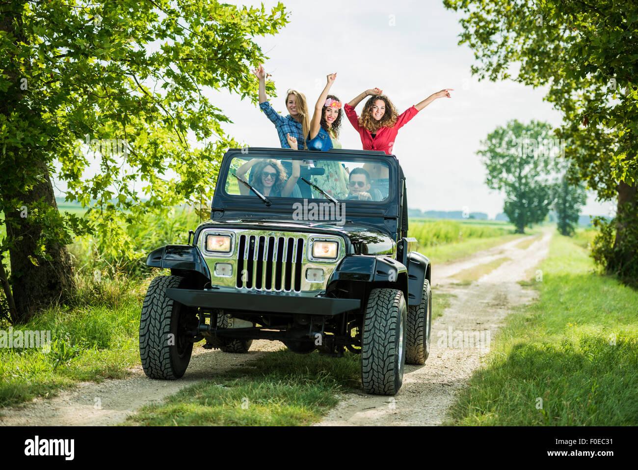 Beautiful Jeep Stock Photos & Beautiful Jeep Stock Images - Alamy